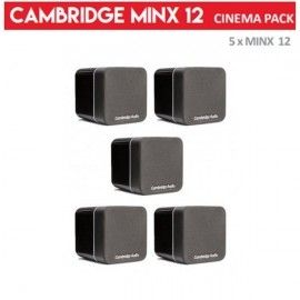 Cambridge Minx 12 - CINEMA PACK (Negro)