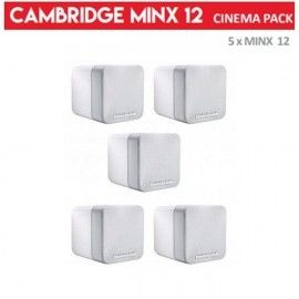 Cambridge Minx 12 - CINEMA PACK (Blanco)