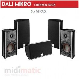 Cambridge Mikro - CINEMA PACK (Negro)