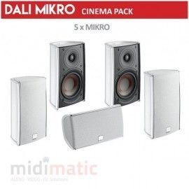Cambridge Mikro - CINEMA PACK (Blanco)