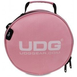 Ultimate Digi Headphone Bag Pink
