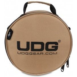 Ultimate Digi Headphone Bag Gold