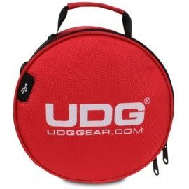 Ultimate Digi Headphone Red