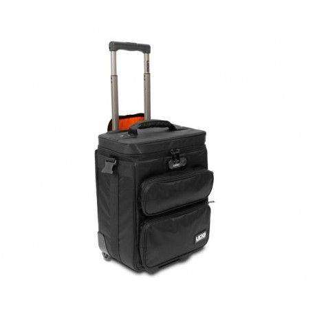 Ultimate Digital Trolley To Go Black/Orange