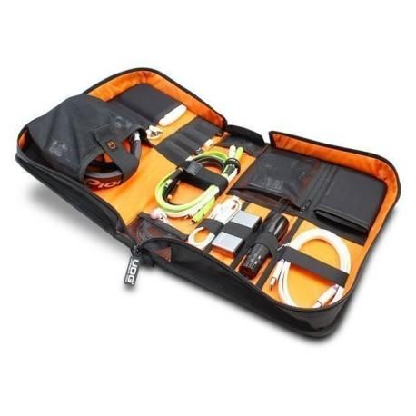 Ultimate DIGI Wallet Large Black/Orange inside