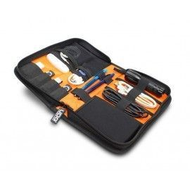 Ultimate DIGI Wallet Small Black/Orange inside