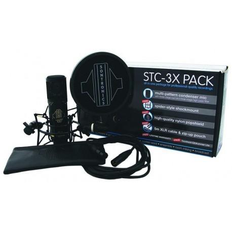 Sontronics STC-3x Pack