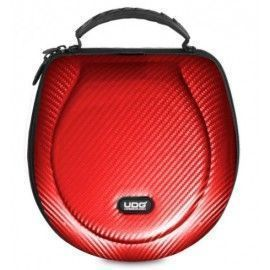 Creator Headphone Hard Case Large Red