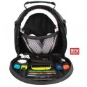 U9950BL - ULTIMATE DIGI HEADPHONE BAG BLACK