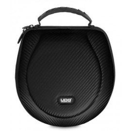 U8202BL - CREATOR HEADPHONE HARDCASE LARGE PU NEGRA