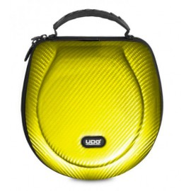 U8202YL - CREATOR HEADPHONE HARDCASE LARGE PU YELLOW