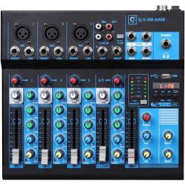 Oqan Mixer Q5 MK2 USB