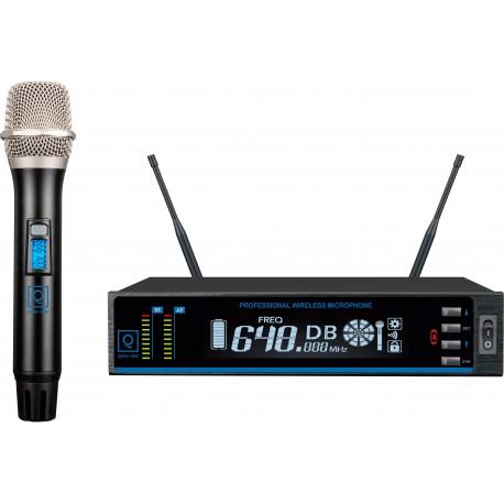 QWM-1SH (Single Handheld) 863-865 Mhz