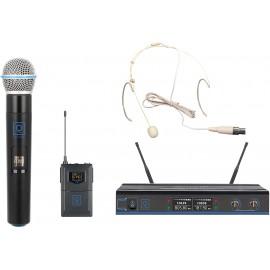 QWM-3 Combo (Handheld +Earset) 863-865Mhz