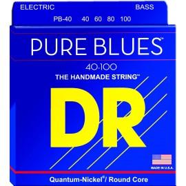 PB-40 PURE BLUES