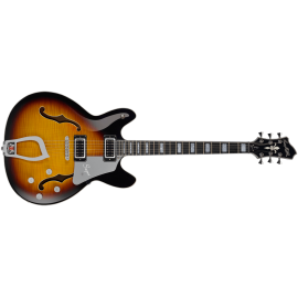 Hagstrom Super Viking TSB